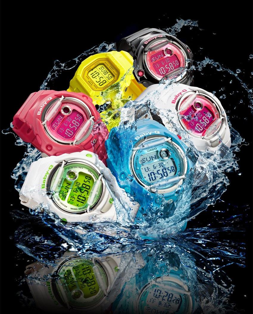Harga jam tangan Casio Baby-G