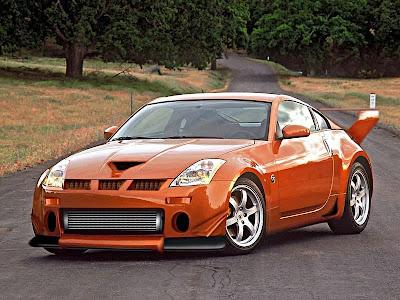Nissan 350Z custom