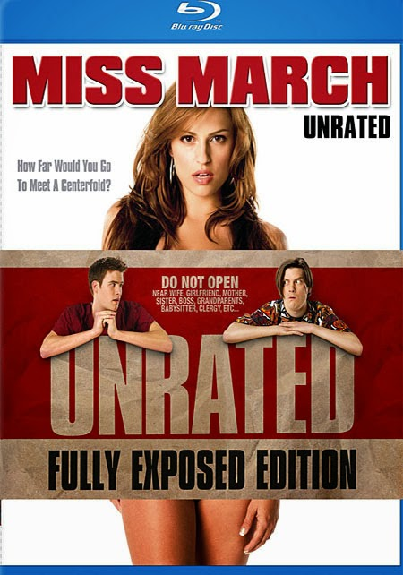 Miss March (2009) UNRATED BluRay 720p BRRip 650MB