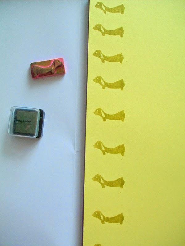 DIY elementy do scrapbookingu