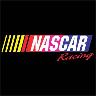 nascar racing logo vector