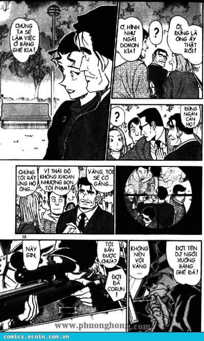 Detective Conan - Thám Tử Lừng Danh Conan chap 501 page 14 - IZTruyenTranh.com