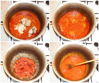 ostropel, retete ostropel, reteta ostropel, cum facem un ostropel gustos, retete culinare, retete de mancare, preparare mancaruri cu carne de pui si sos, cum facem cel mai gustos ostropel,