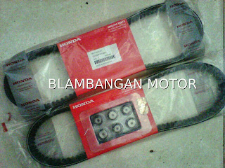 Van belt Honda Beat.