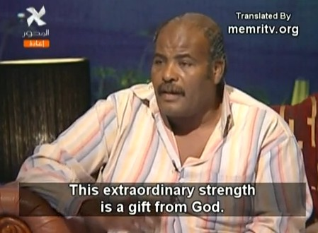 Manusia Terkuat di Dunia