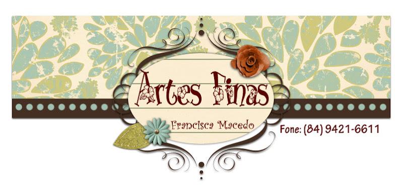 Artes Finas - Francisca Macedo
