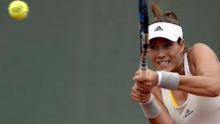 TENIS - En París, Muguruza accedió a octavos de final. Carla Suárez y Pablo Andújar fueron eliminados