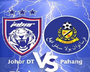 JDT Vs Pahang 31 Januari 2015