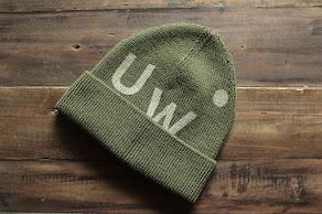 Universal Works- 針織羊毛帽