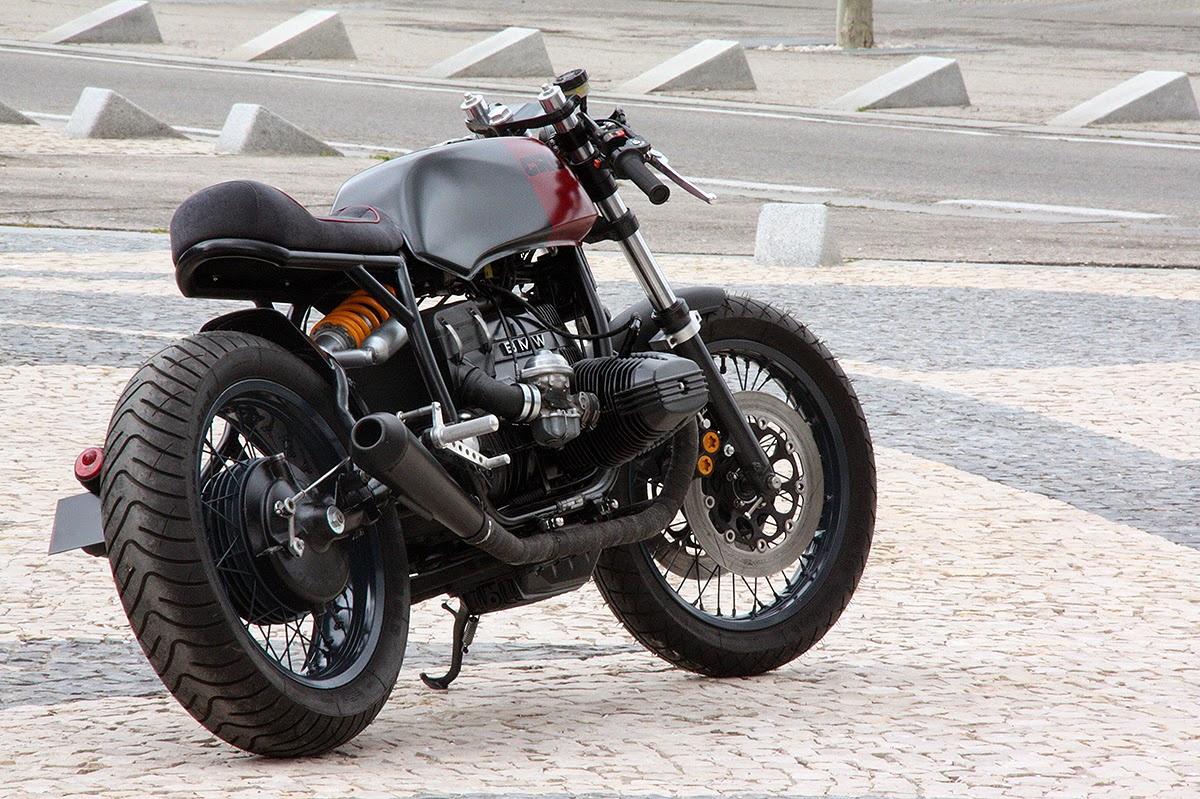 Bien connu Valkyrie BMW R65 ~ Return of the Cafe Racers DY47