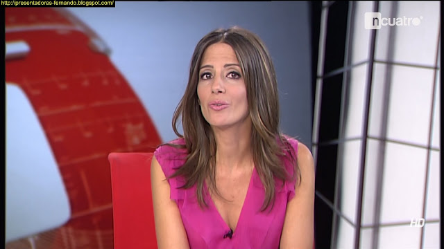 Monica Sanz Noticias Cuatro