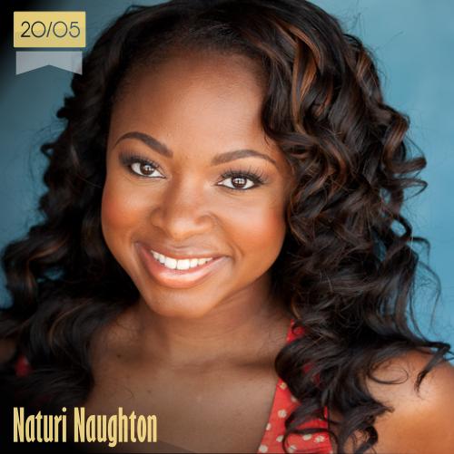 20 de mayo | Naturi Naughton - @naturinaughton | Info + vídeos