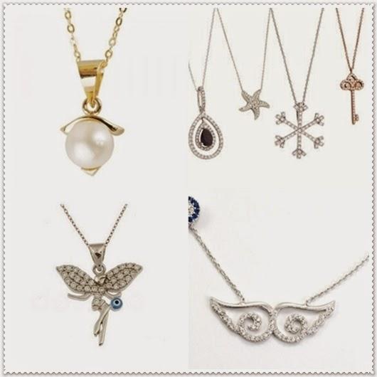 Halsketten-Trends: Elegante Halsketten neue Modelle