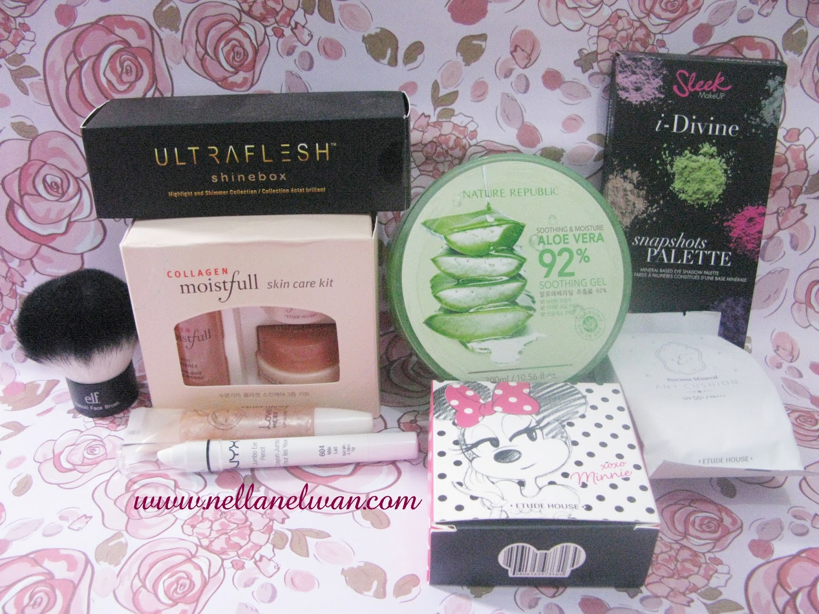 beauty haul 2014