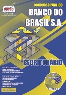 NOVO Concurso Banco do Brasil (Escriturário) ESCRITURÁRIO NOVO 2O15