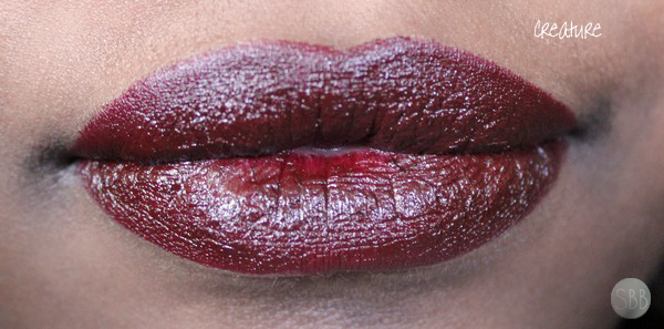 picture of lipstick colour pop creature