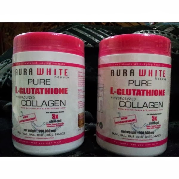 Aura White Gluta Collagen