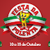Festa da Polenta 2014 confirma Michel Teló e Victor & Léo