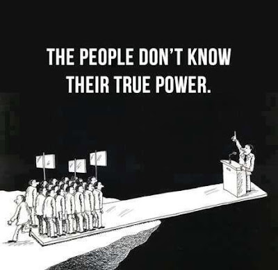 Cartoon, People, Know, True, Power, Funny, Politics