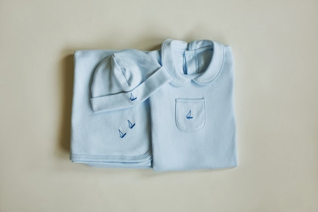Pennymeade Boys Layette Set