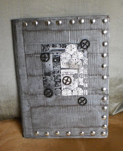 Steam Punk Smash Journal