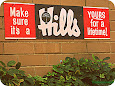Vintage Hills Sign
