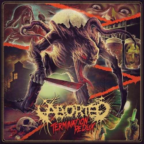 ABORTED: Επετειακό EP για τα 20 τους χρόνια