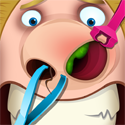 Nose Doctor! App iTunes App Icon Logo By Bluebear Technologies Ltd - FreeApps.ws