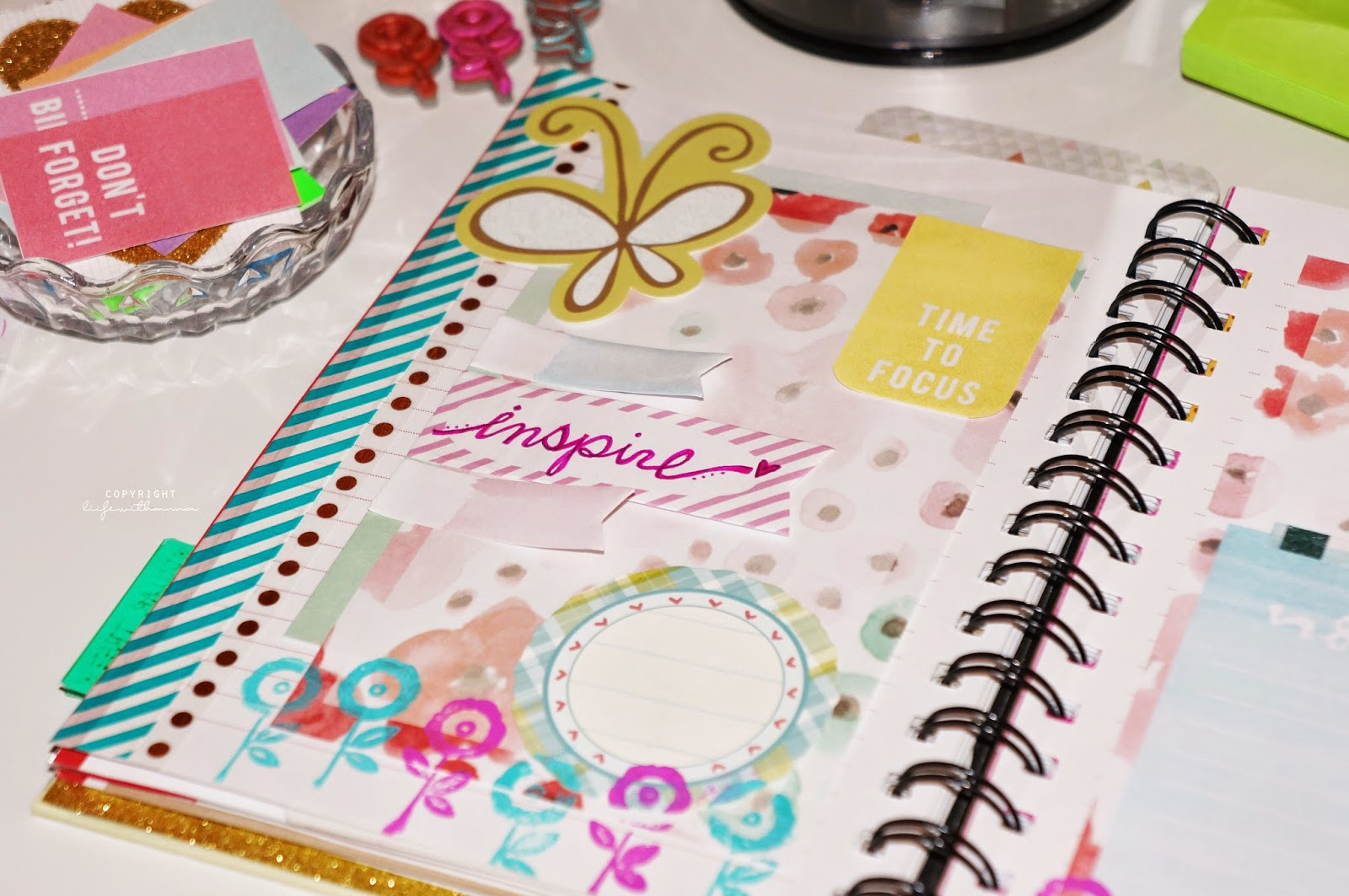 overview aw weekly my i water travelers traveler aileen decorate how in notebook decor s