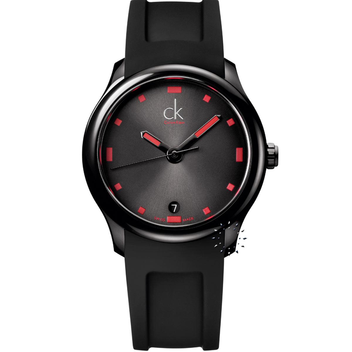 Ανδρικό ρολόι Calvin Klein Masculine Chronograph Stainless Steel Bracelet 7001cf59ea3
