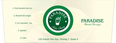 Hái lộc đầu xuân cùng Paradise Take Away, khuyến mãi, địa điểm ăn uống 365
