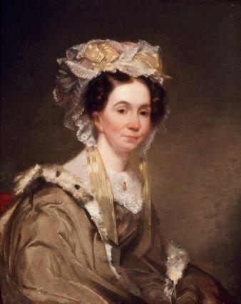 E Chester Artist ... American Women: Women & a few children by Chester Harding 1792-1866