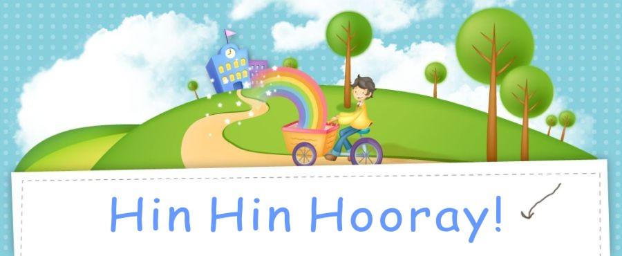 Hin Hin Hooray