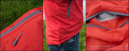 Rab alpine Softshell