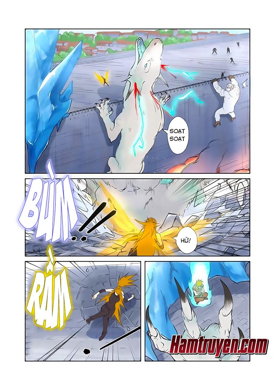 Yêu Thần Ký chap 181.5 - Trang 6