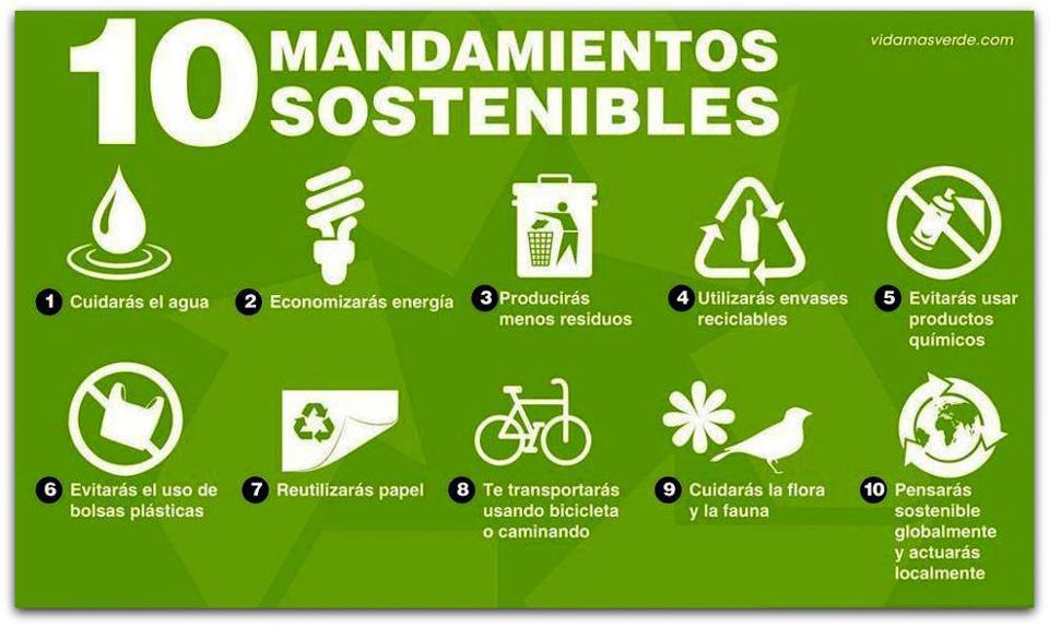 Los 10 Mandamientos En Espanol