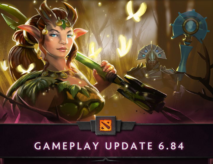 Update Dota 2 Patch 6.84