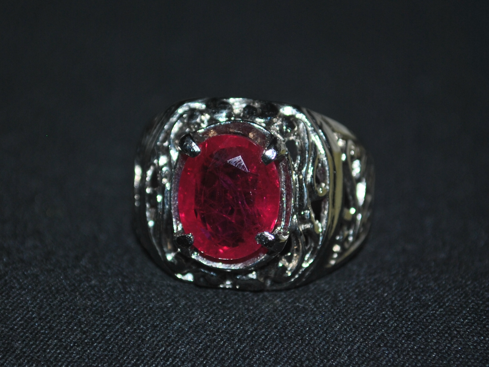 ruby catam stone cincin bermata batu ruby catam cutting ini memiliki ...