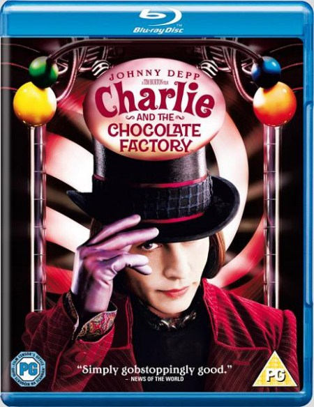 Charlie And The Chocolate Factory (2005) BDRip