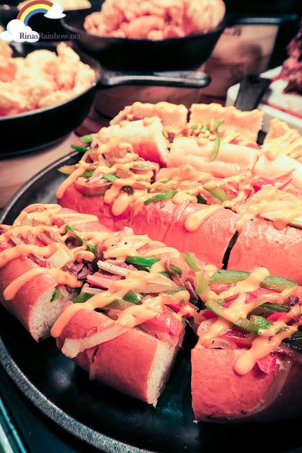 Philly's Steak Sandwich