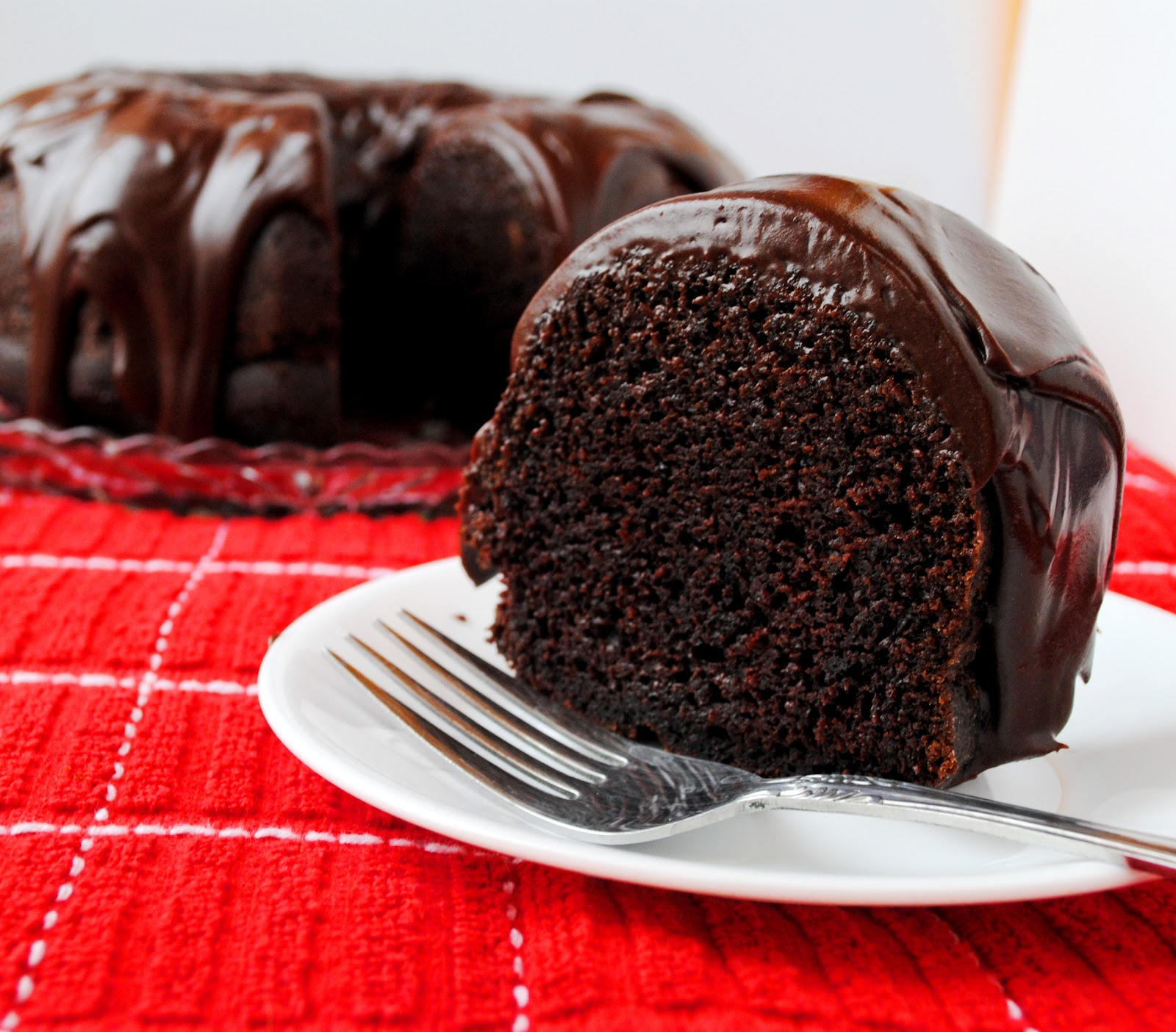 Bake. Eat. Repeat.: The Best Chocolate Bundt Cake of Your Life
