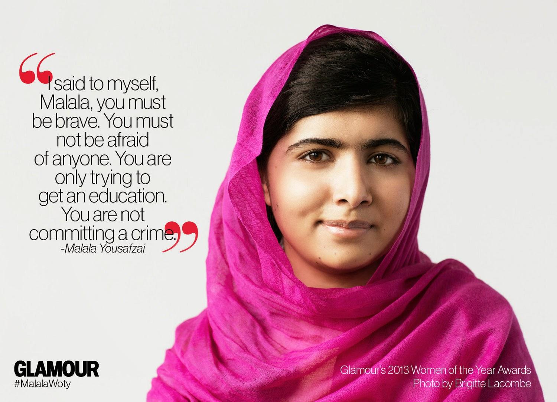 I Am Malala Quotes Puddle Wonderful Learning I Am Malala