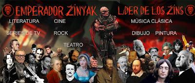 Emperador Zinyak, líder de los Zins