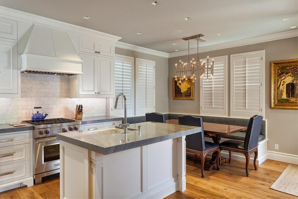 gambar lemari dapur minimalis kitchen set