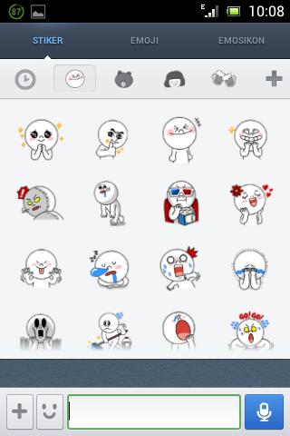 Download Line Messenger Untuk Nokia, BlackBerry, Android dan iPhone