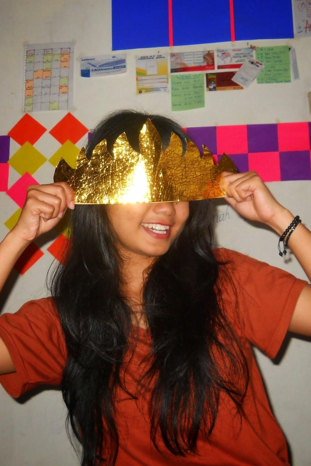 Because I'am Lampung, Show off #Geh