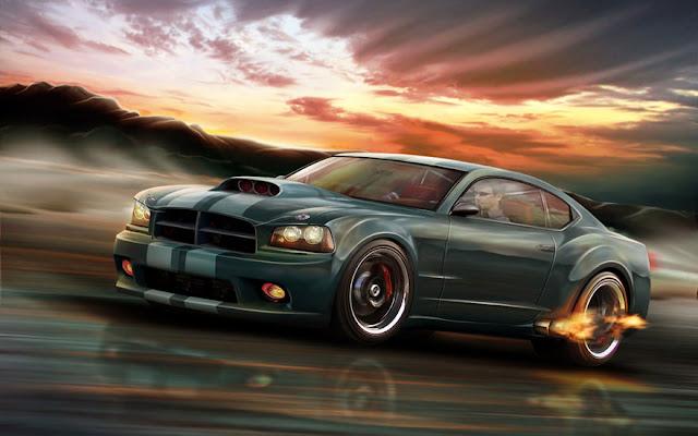 ダッジ・チャージャー  Dodge Charger 3代目(2005年 -現行)