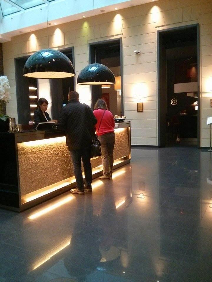 Hotel Palazzo Zichy Reception