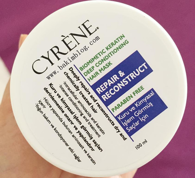 keratin hair mask review blog cyrene