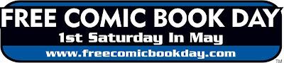 Free Comic Book Day Saturday May 7th